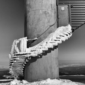Mrazivé schody