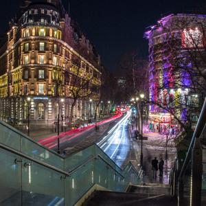 Londýnske svetlá