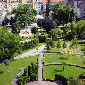 Marczibányiho záhrada