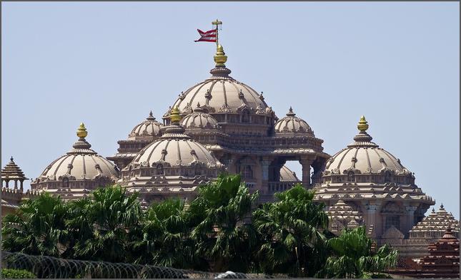 Swaminarayan Akshardham komplex
