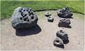 Ingapirca 7 - kamene s dierami