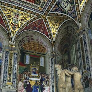Piccolominiho knižnica