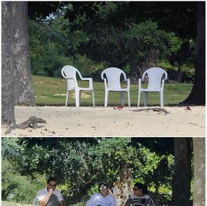 3 stoličky