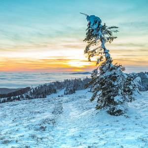 Kojsovska Hola- zapad slnka