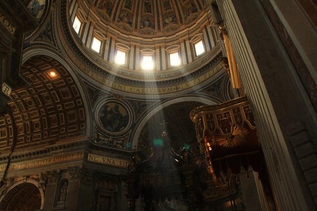 Light of temple
