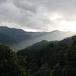 Corsican mountains