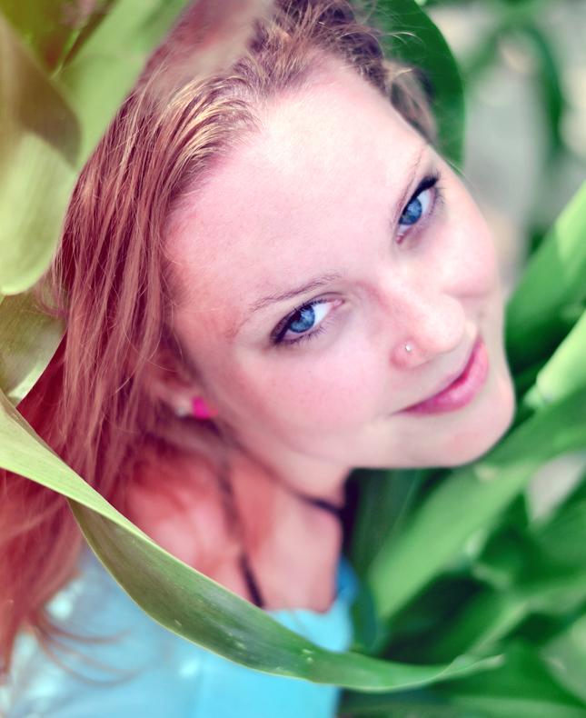 Modrooká Erika