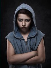 Malý veľký gangster :-)