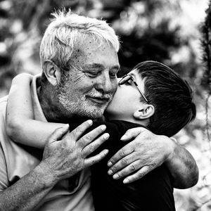 Rozlúčka so starým otcom