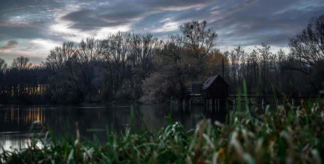 Vodný Mlyn Tomášikovo