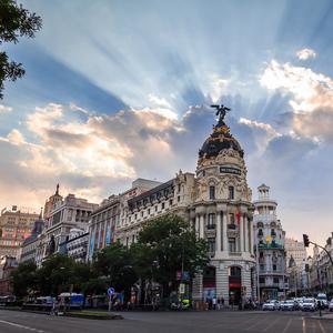 Večer v Madride