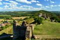 Výhľad hradný
