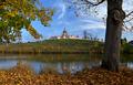 Zelená Hora na jeseň