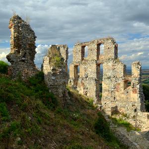 Fragmenty hradné
