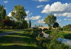 Krajina s mostom