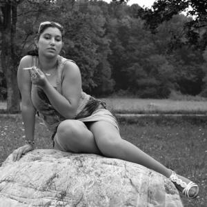 Víla na kameni