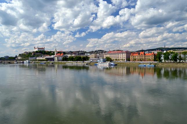 Mesto na Dunaji