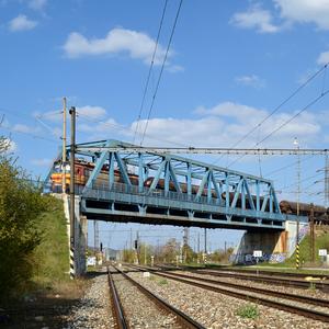 V krajine vlakov