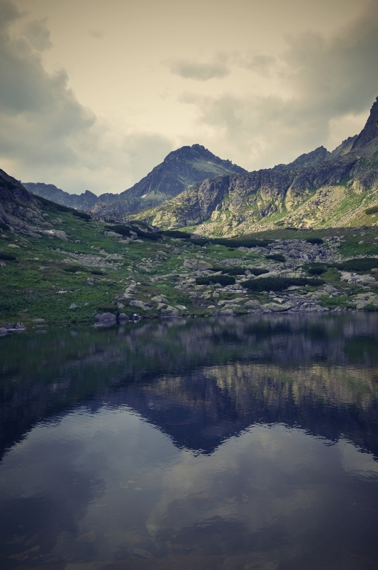 Jazero nad Skokom
