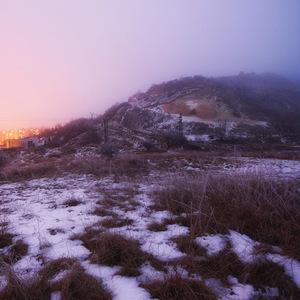 Zimne mesto pod Sandbergom