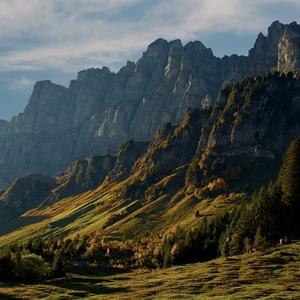 Jeseň v horách
