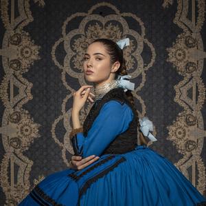 Slovenská etno princezná