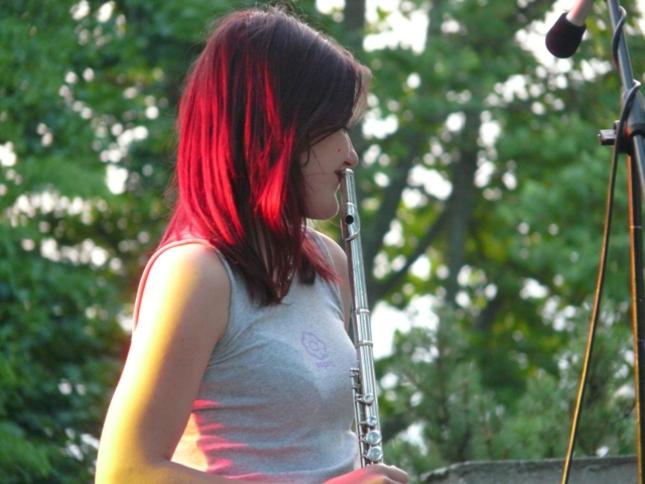 flautistka