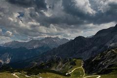 Cestou na Zugspitze