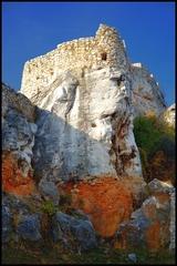 Farby Spišského hradu