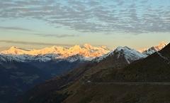Ráno v Južnom Tirolsku