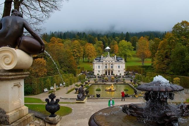 Linderhof, Nemecko
