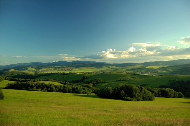 Topľanská dolina