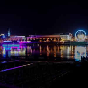 Bratislava carousel