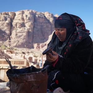 Beduínka