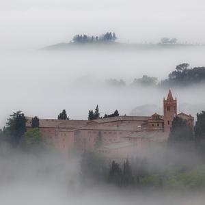 Toskánsky kláštor ...