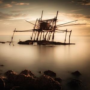 Rybárska chatrč