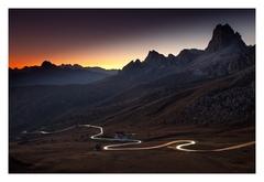 Alpská cesta...
