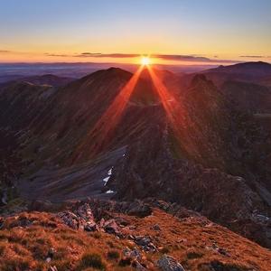 Východ slnka z Plačlivô