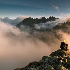 Keď sa Tatry otvoria z oblakov