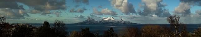 Norsky ostrov Landegode