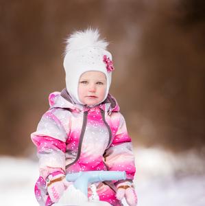 Zimný portrét 2