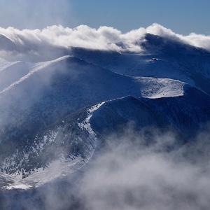 MaloFatransky hreben z Rozsutca