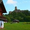 Pod Ľubovnianskym hradom