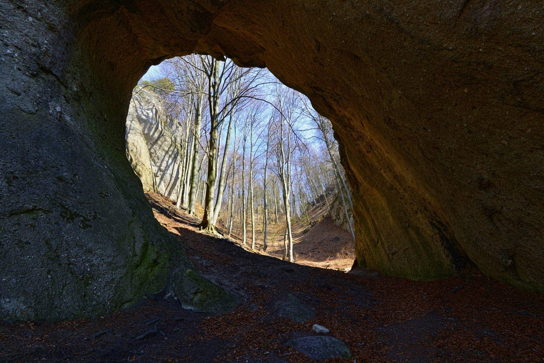 Kamenná brána