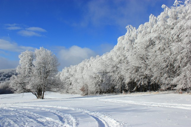 Zima na Pohronskom Inovci 3