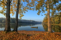 jesenné veslovanie