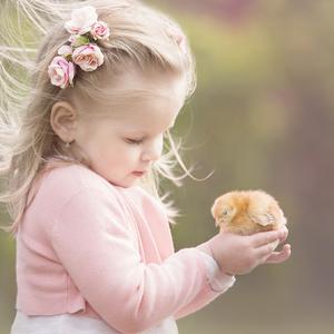 Sladké dievčatko