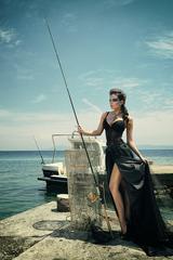 Rybářka