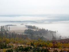 Ráno pod Vysokými Tatrami
