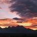 zapad slnka z okna jun 2011